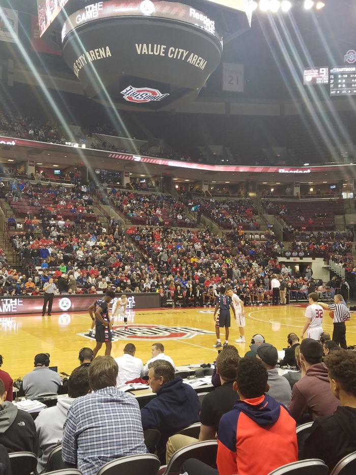 State Semifinals Wauseon